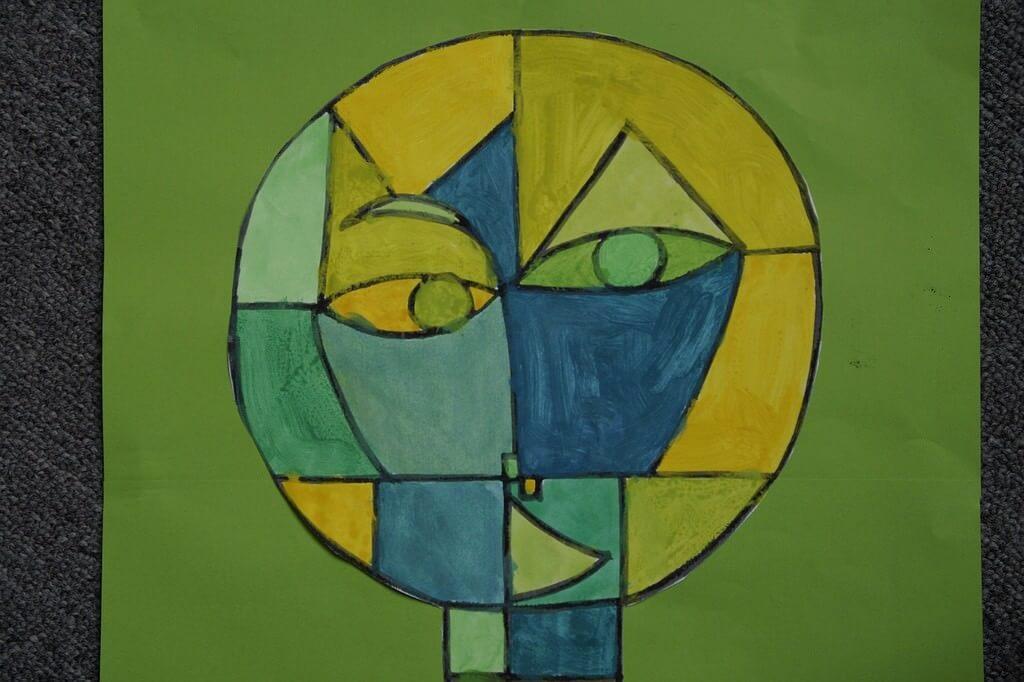 Paul Klee classe d'art Aquerelle