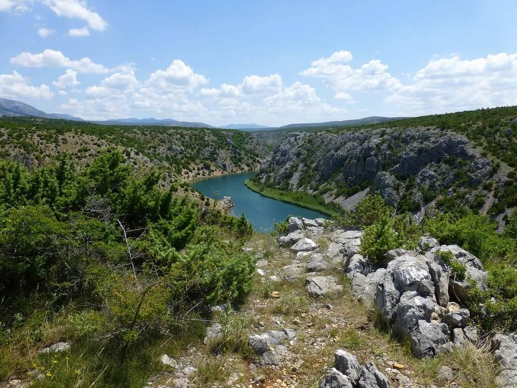 Rivière Zrmanja