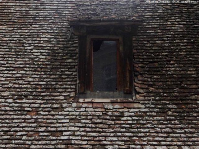 Ruma ancienne fenêtre