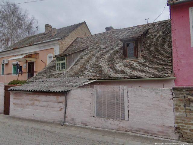 Ruma maison ancienne et moderne