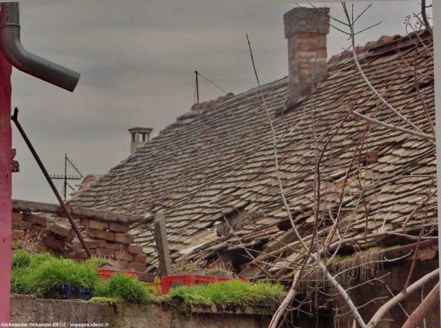 Ruma toit typique
