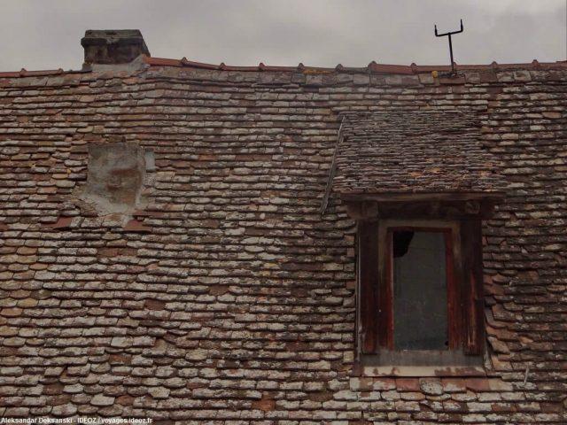 Ruma toits et fenêtres