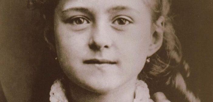 Thérèse de Lisieux enfant