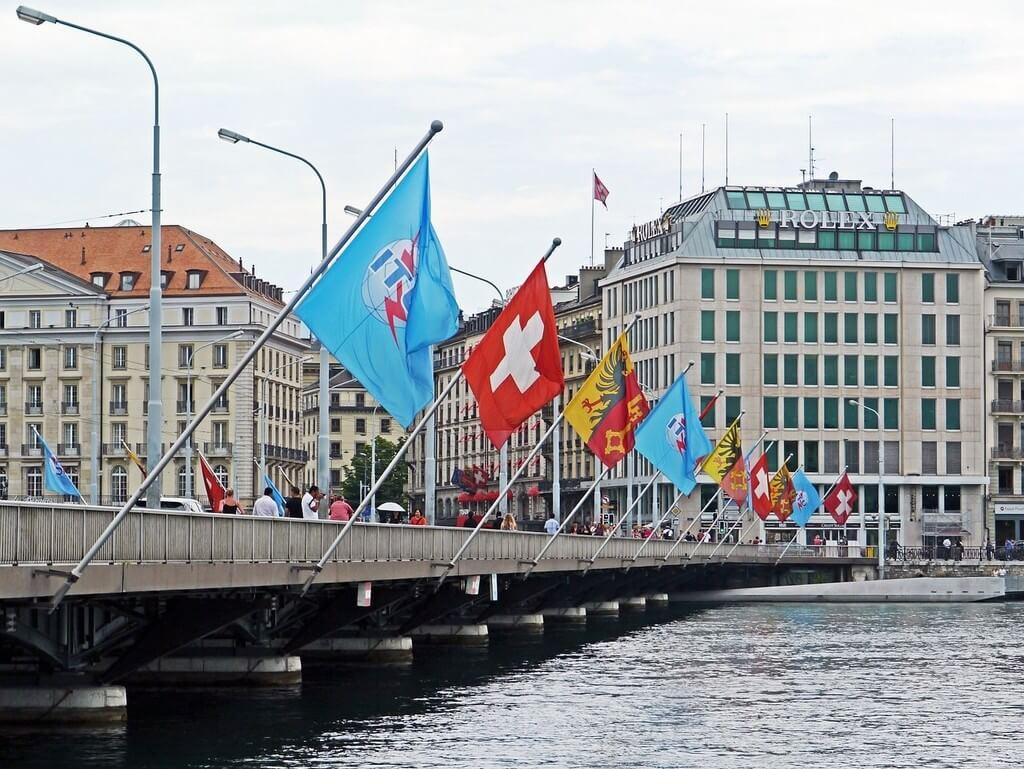 Visiter Genève Rolex montres suisses de luxe