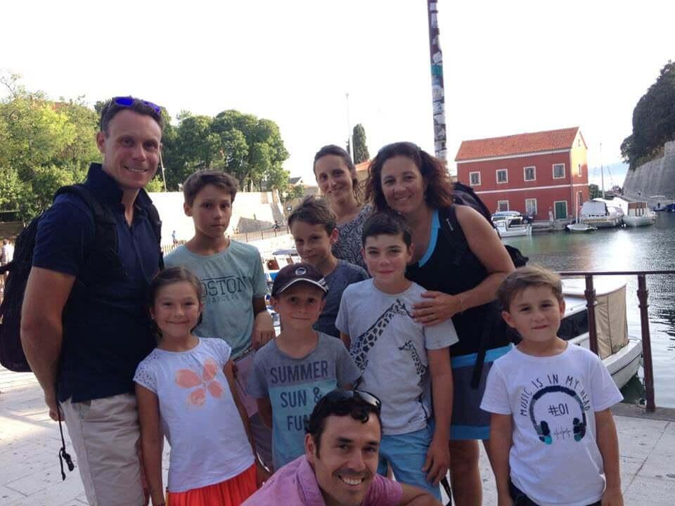 jeu de piste en famille à Split