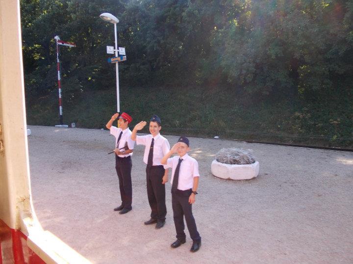 Le train des enfants à Budapest ; un héritage de l'idéologie communiste en Hongrie 2
