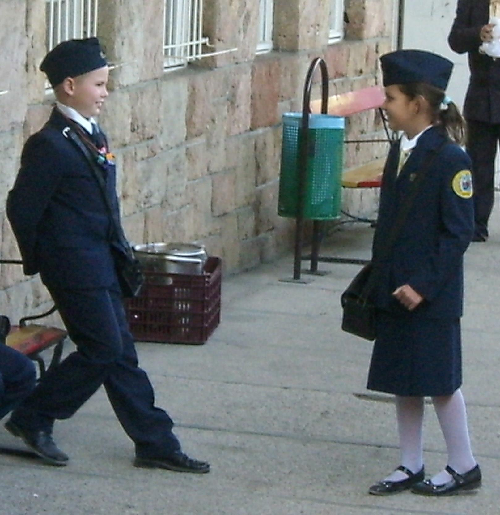 Le train des enfants à Budapest ; un héritage de l'idéologie communiste en Hongrie 1