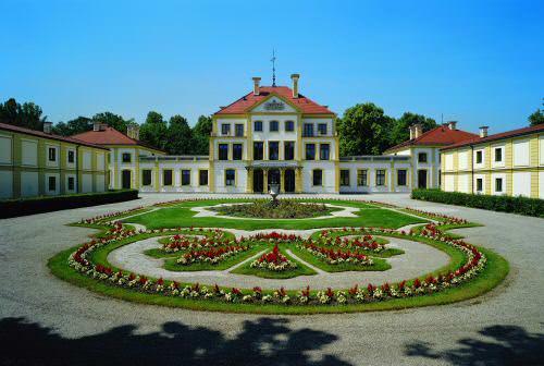 Chateau Furstenried schloss fürstenried près de Munich