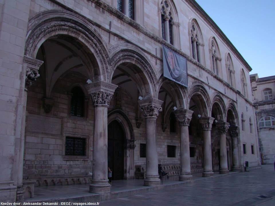 Dubrovnik Knežev dvor