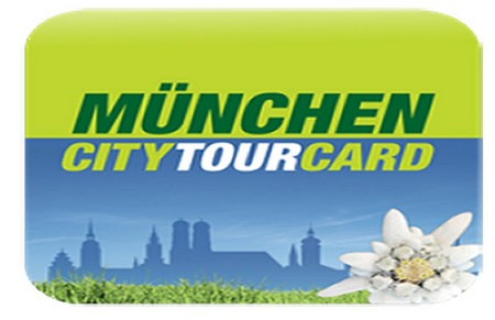 Muenchen city tour card