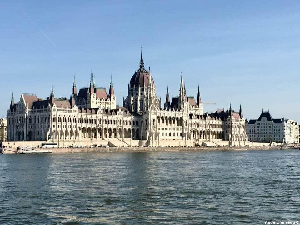 Parlement de Hongrie à Budapest