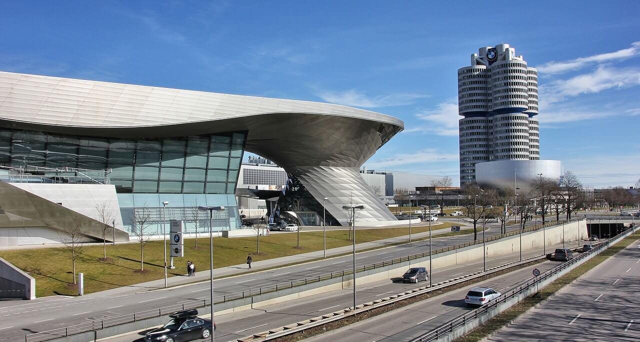 Tour et Musée BMW à Munich