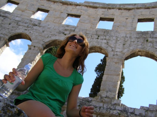 Valentina guide francophone à Split et à Zadar