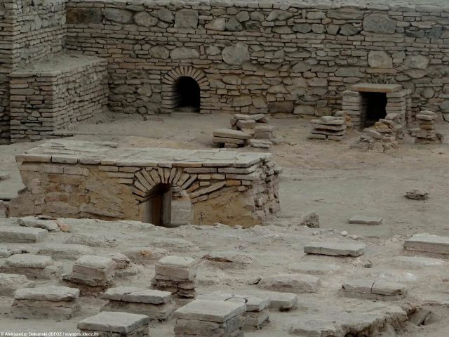 Viminacium Thermes romains