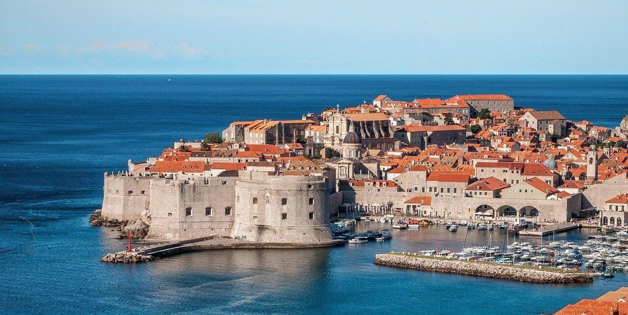 dubrovnik le vieux port