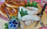 weisswurst et bretzel cuisine bavaroise