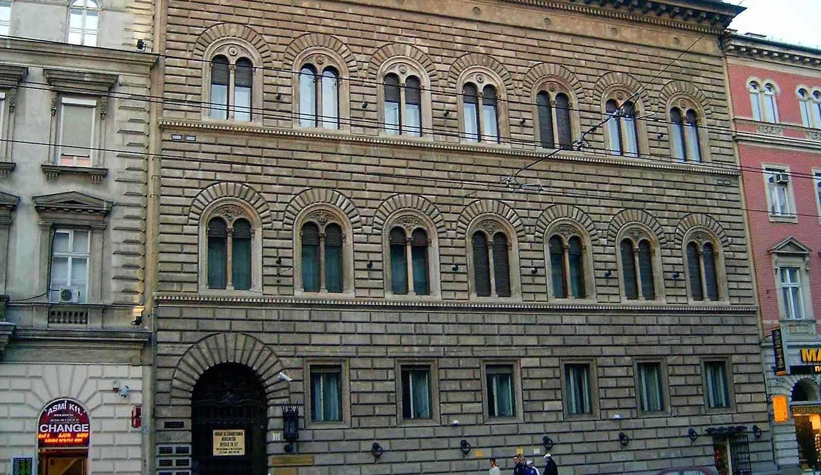 Batthyany palais de Pest à Budapest