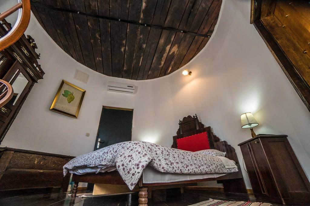 Chambre tonneau à l'agrotourisme Duvancic à Drnis