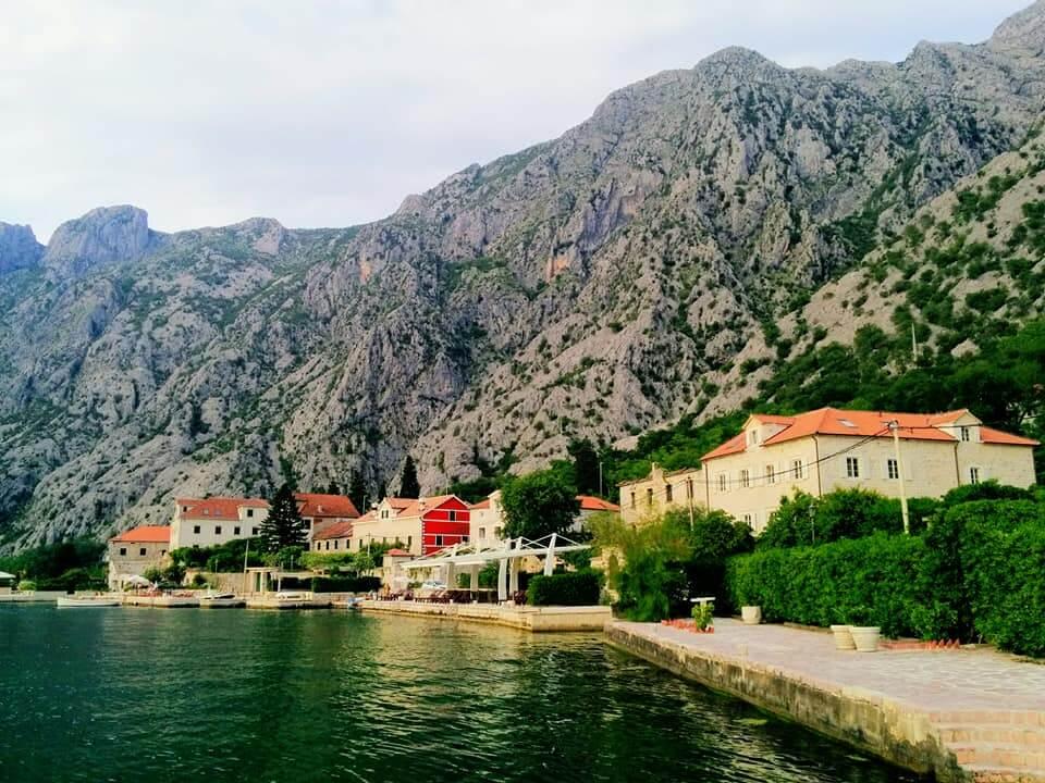 Ljuta au Montenegro