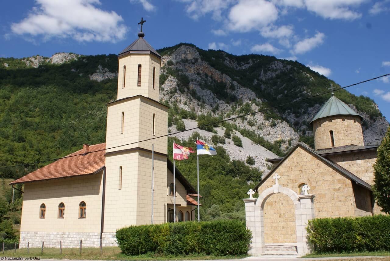 Monastère RMANJ à Martin brod