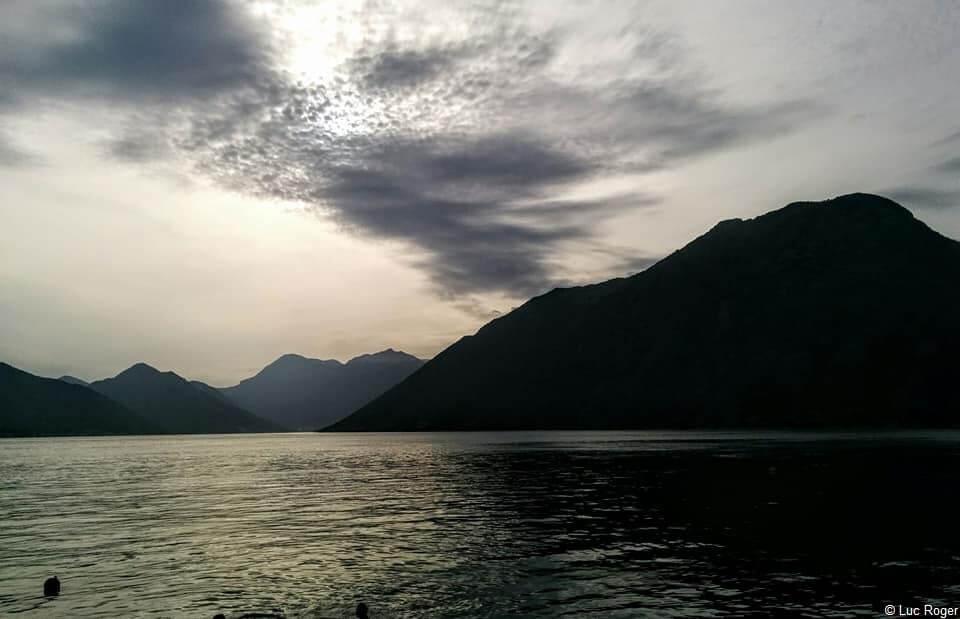 Montenegro montagnes du littoral