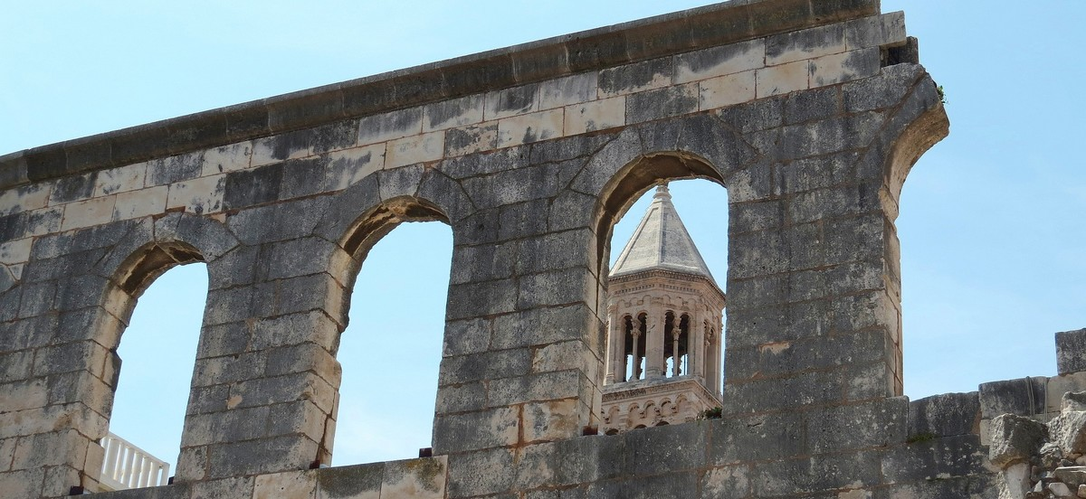 Palais dioclétien Split