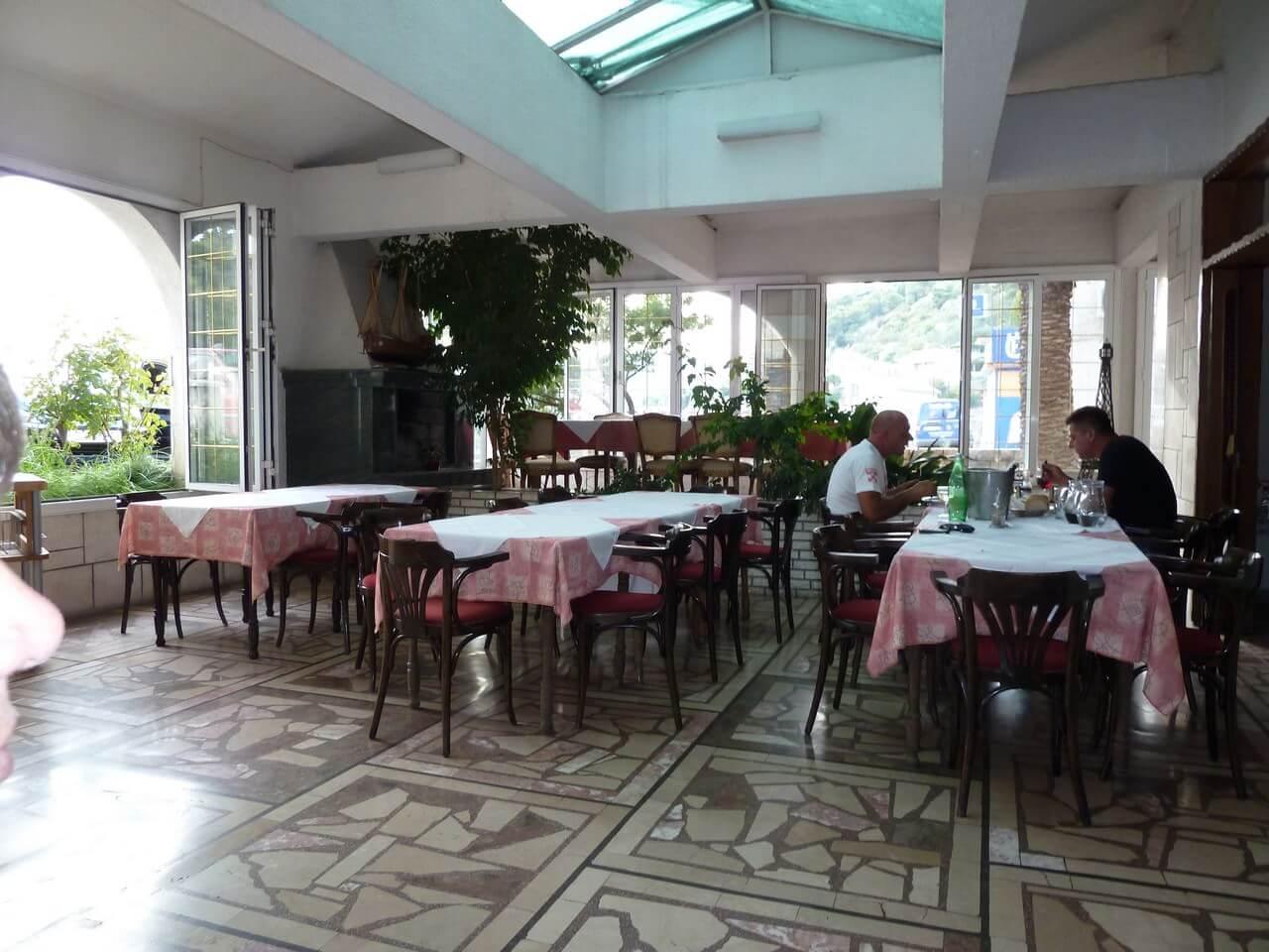 Restoran Monaco à Ploce