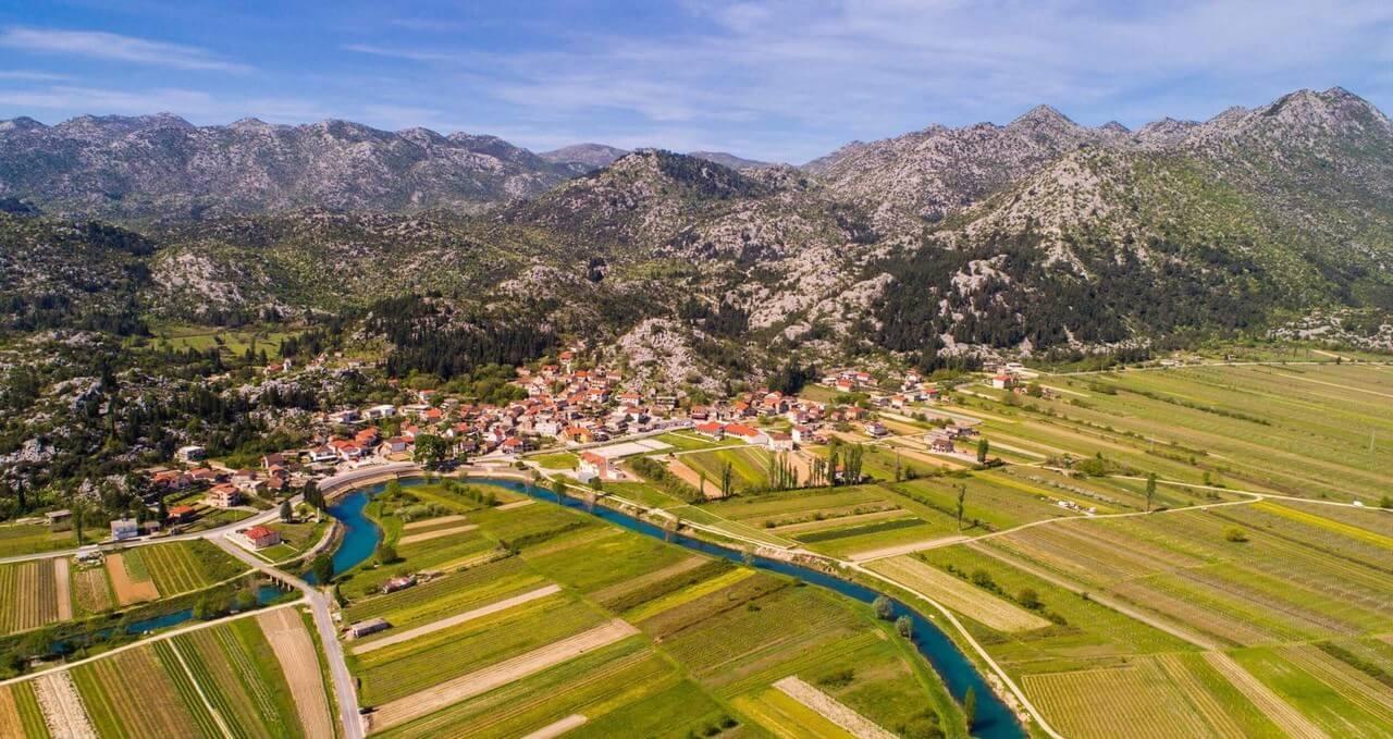 Stasevica rivière Matica