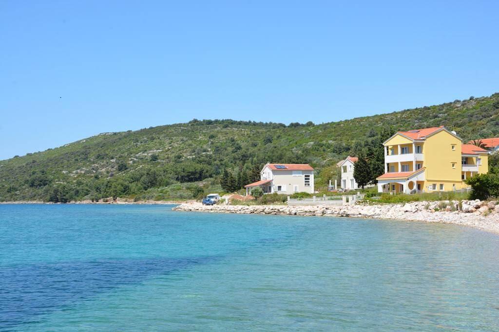 Villa Sabina à Soline sur l'île de Dugi Otok
