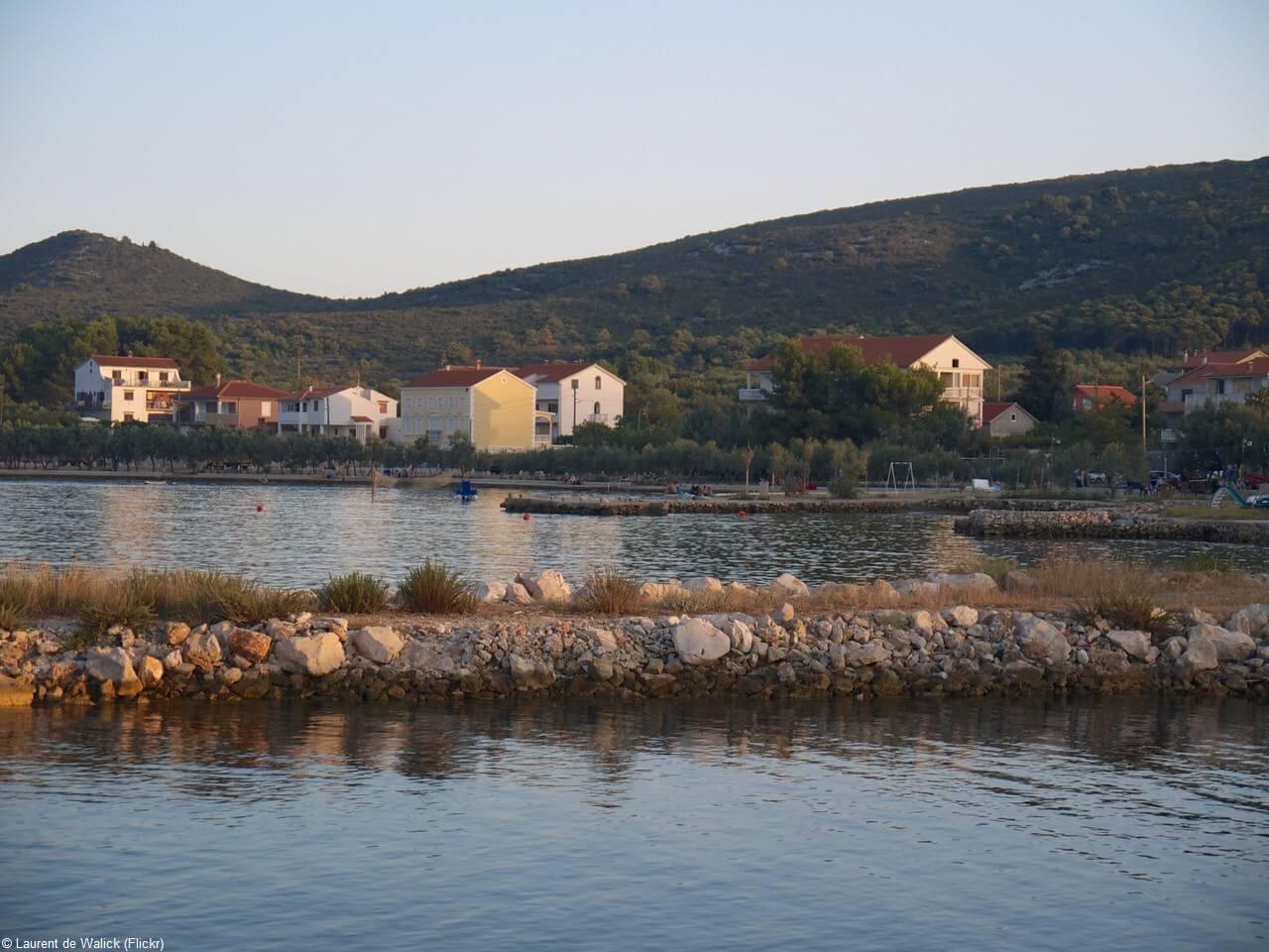 Village de l'ile d'Ugljan