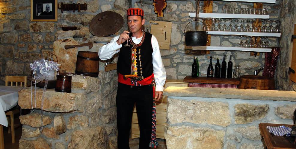 agroturizam marko duvancic à Drnis