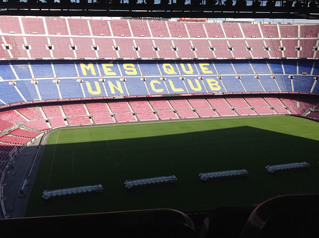 camp nou mes que un club