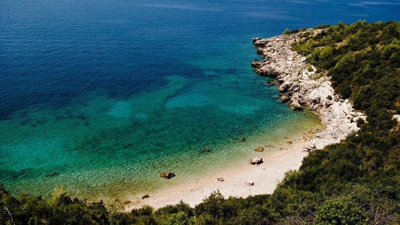 plage riviera de Makarska