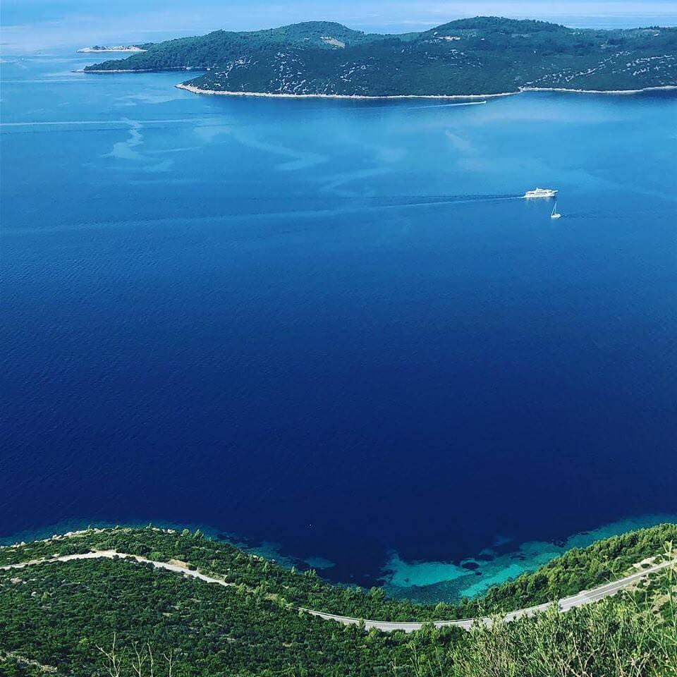route napoléonienne en Croatie