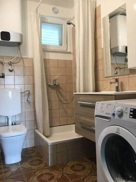 salle de bain villa mélanie à Stasevica