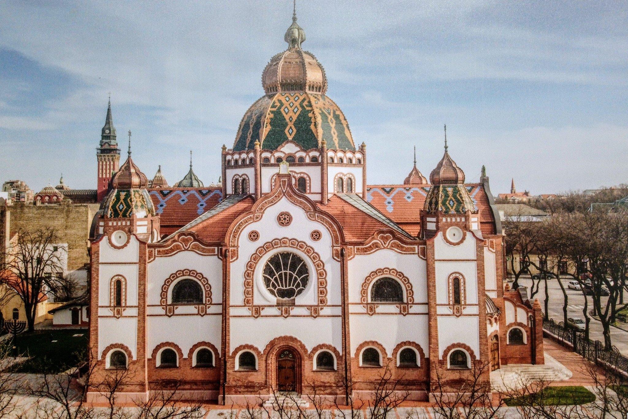 Budapest: journée mondiale de l'Art Nouveau 5