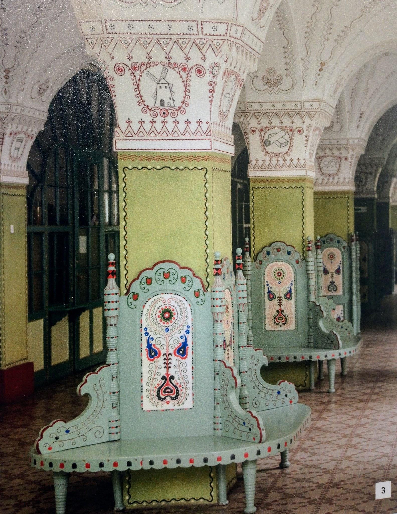 Budapest: journée mondiale de l'Art Nouveau 8