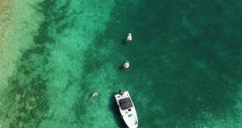 Dalmatia Boat adventure bouées dans l'archipel de Zadar