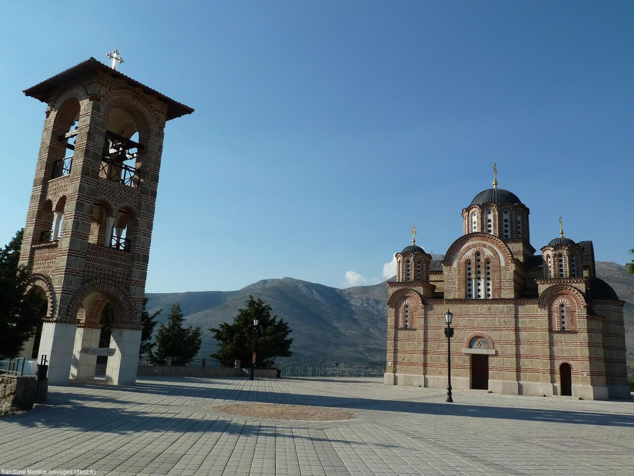 Hercegovacka Gracanica cathédrale orthodoxe de Trebinje