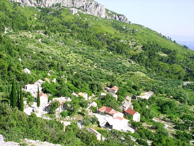 Kotisina dans le Biokovo