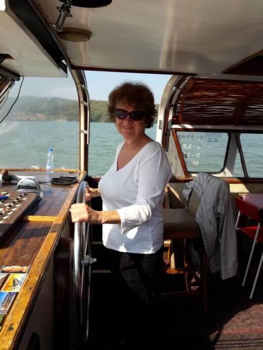Nouvel Est voyage Helene Despic