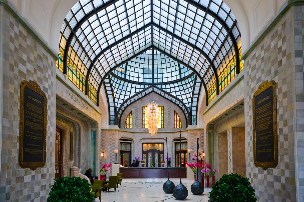 Budapest: journée mondiale de l'Art Nouveau 6