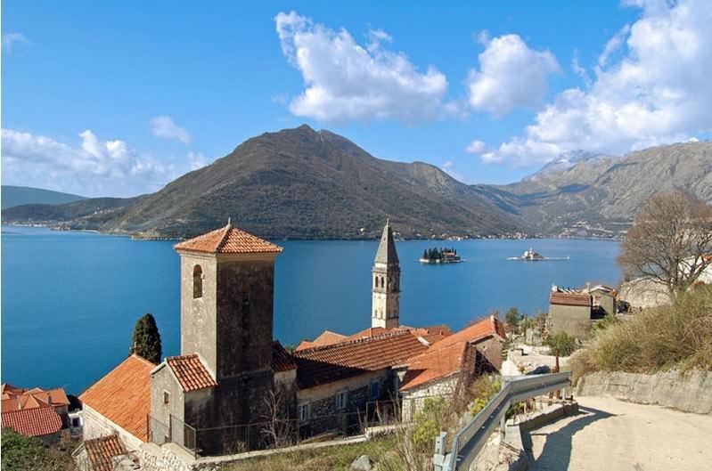 Perast au Montenegro