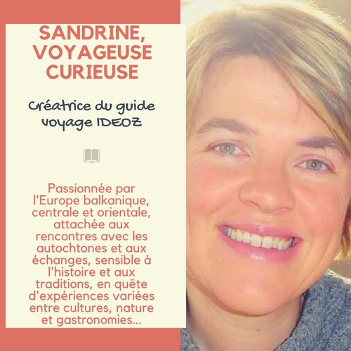 Sandrine Monllor Fuchinran créatrice du guide voyage ideoz