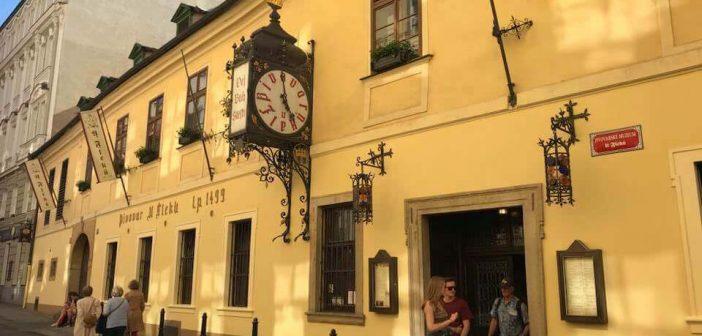Restaurant U Fleku à Prague : l'attrape touristes à éviter!