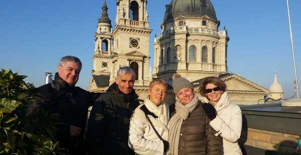 visite guidée à budapest avec ditta kausay