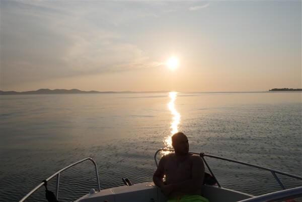 zadar boat adventure balade en bateau en dalmatie
