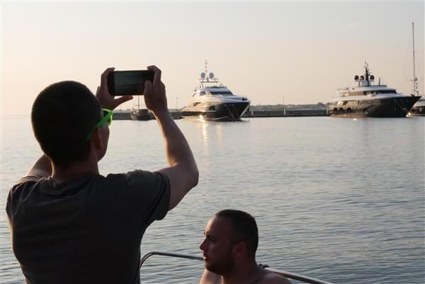 zadar boat adventure croatie 2018