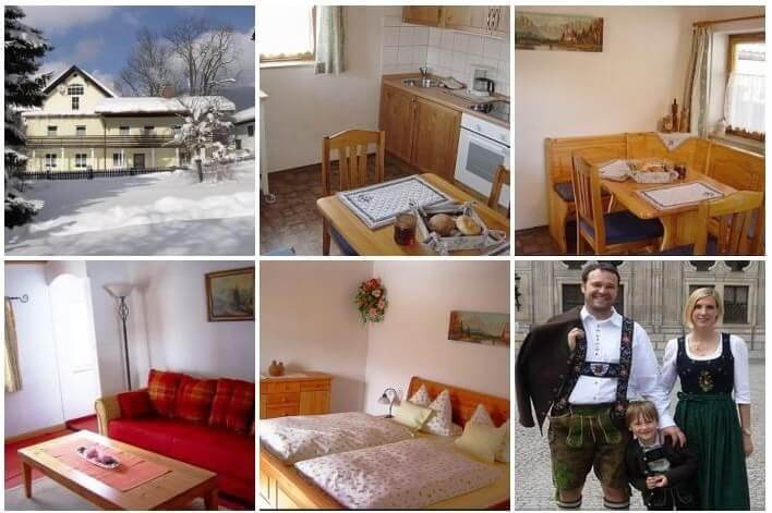 Appartement Sankt Lukas Oberammergau