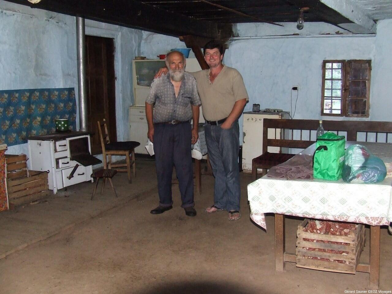 Arilje dormir chez un ermite en Serbie